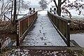 Dülmen, Kirchspiel, Brücke am Oedlerteich -- 2017 -- 5989.jpg