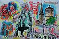 Düsseldorf-Art Öl + Acryl auf Leinwand von Silvia Klippert.jpg