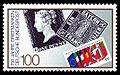 DBP 150 Jahre Briefmarken 100 Pfennig 1990.jpg