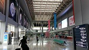 Dandong Langtou Airport - Image: DDG Interior