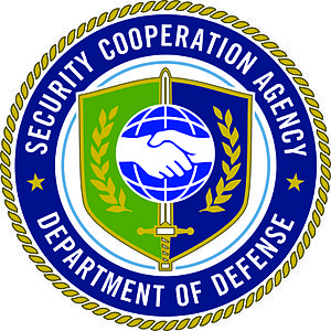 Defense Security Cooperation Agency - The seal of the Defense Security Cooperation Agency