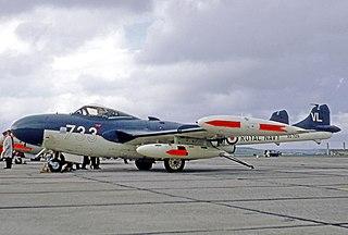 de Havilland Sea Venom Carrier-based fighter aircraft family