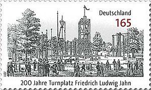 Friedrich Ludwig Jahn Jewiki