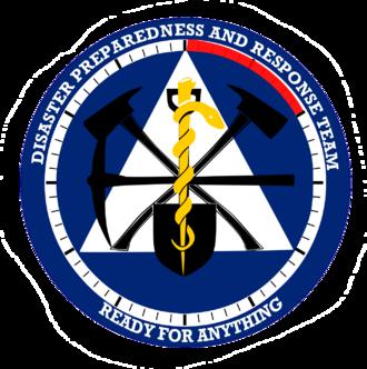 Disaster Preparedness and Response Team - DPART Roundel Final Version
