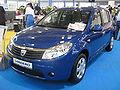Dacia Sandero front - PSM 2009.jpg