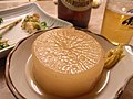 Daikon oden and Beer by shrkflickr in kyoto.jpg