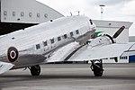Dakota Norway DC-3 at Flesland Fjordsteam 2018 (132037).jpg