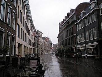 Damstraat, Haarlem - Image: Damstraat Haarlem Nederland