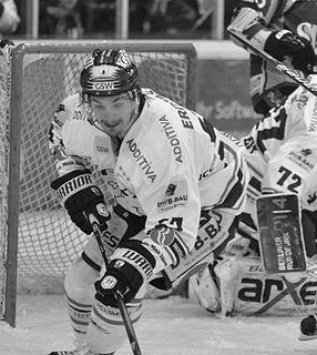 Daniel Weiss (ice hockey) German ice hockey player