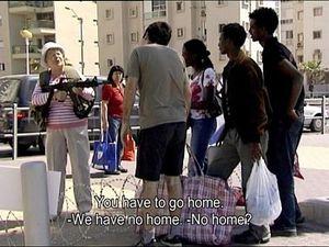 Yossi Atia - Yossi Atia and Itamar Rose in the movie Darfur, 2008