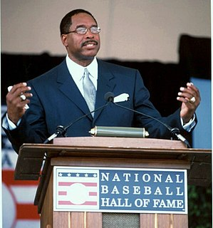Dave Winfield American baseball player