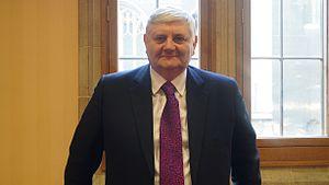 David Goddard, Baron Goddard of Stockport - Image: Dave Goddard