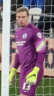 David Stockdale English footballer