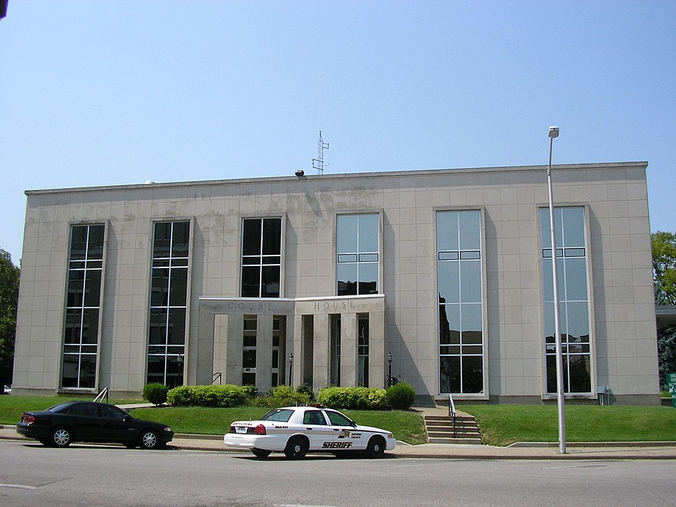 Daviess County, Kentucky courthouse