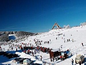 Skiliftkarussell Winterberg - Herrloh hill