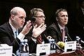 De nordiska statsministrarna under Nordiska radets session 2008-10-28.jpg