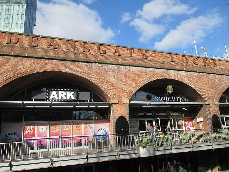 File Deansgate Locks Manchester 1 Jpg Wikimedia Commons