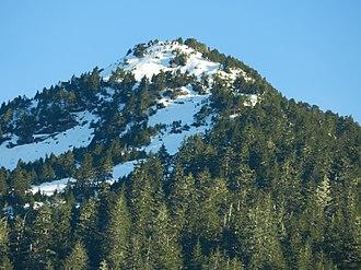 Deer Mountain (Alaska) - Image: Deer Mtn