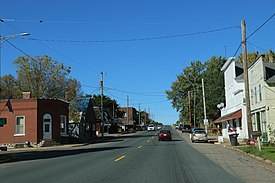 Deer Park Wisconsin Downtown WIS46.jpg