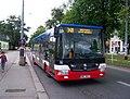 Dejvice, Jugoslávských partyzánů, autobus 340.jpg