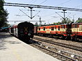 Delhi Safdar Jung station - complete with BBC train (3534949579) (2).jpg
