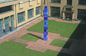 Gemeentemuseum Den Haag - Image: Den Haag 2000