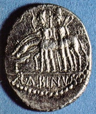 Dvārakā–Kamboja route - A Roman coin.