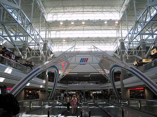 Denver International Airport, Concourse B