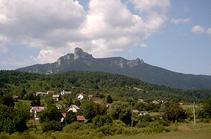 Ogulin - Klek mountain