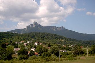 Ogulin - Klek mountain