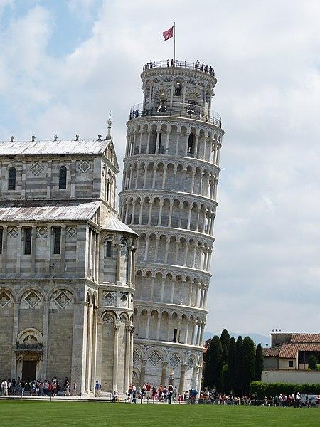 File:Der Schiefe Turm von Pisa - panoramio.jpg
