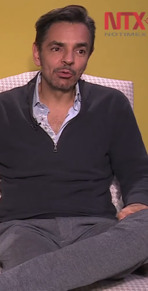 Eugenio Derbez - Derbez in 2017