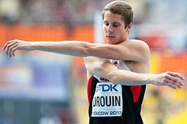 image illustrative de l'article Derek Drouin