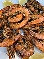 Des crevettes grillées au Harenguier (juin 2020), 2.jpg