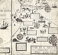Desceliers 1550 map - Australia detail.jpg