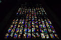 Detail - Stained glass window - Duomo - Milan 2014 (3).jpg