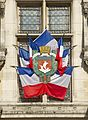 Detail window Paris city hall July 14 2012.jpg