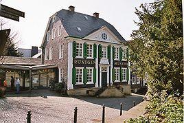 German Roentgen Museum