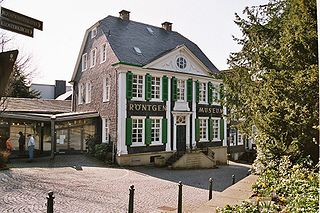 Remscheid Place in North Rhine-Westphalia, Germany