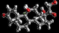 Image illustrative de l'article Dexaméthasone