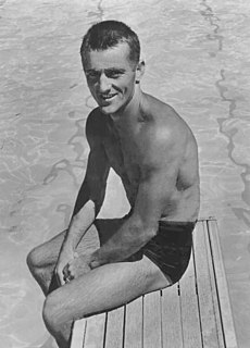 Dick Kimball American diver and coach