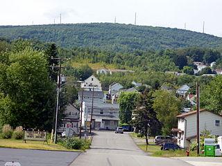 Dickson City, Pennsylvania Borough in Pennsylvania, United States