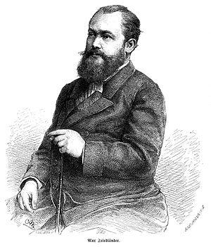 Max Friedländer (journalist) - Max Friedländer (journalist).
