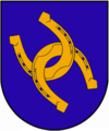 Coat of arms of Dieveniškės