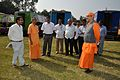 Dignitaries and Officials - Ramakrishna Mission and Science City - MSE Golden Jubilee Celebration - Ramakrishna Mission Ashrama - Narendrapur - Kolkata 2015-11-20 5992.JPG
