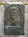 Dimitar Makedonski Ustovo Plaque.jpg
