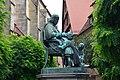 Dinkelsbühl, Denkmal von Christoph von Schmid 02.jpg