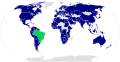 Diplomatic missions of Brazil (resident embassies).svg