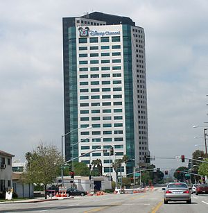 Disney Channel headquarters