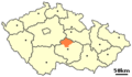 District Havlickuv Brod in the Czech Republic.png
